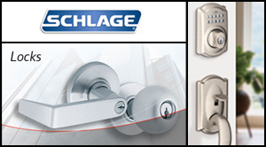 Schlage Door Lock Installer